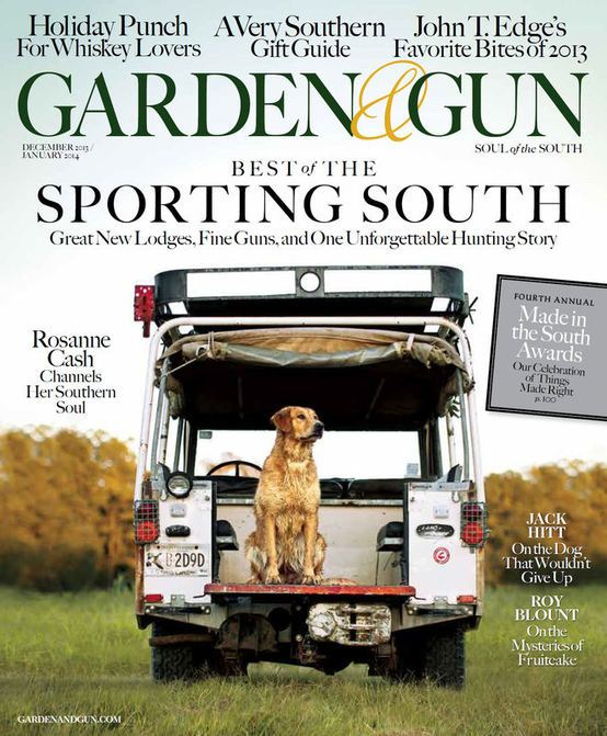 Rimi on Garden and Gun Dogs Webfoot Retrievers